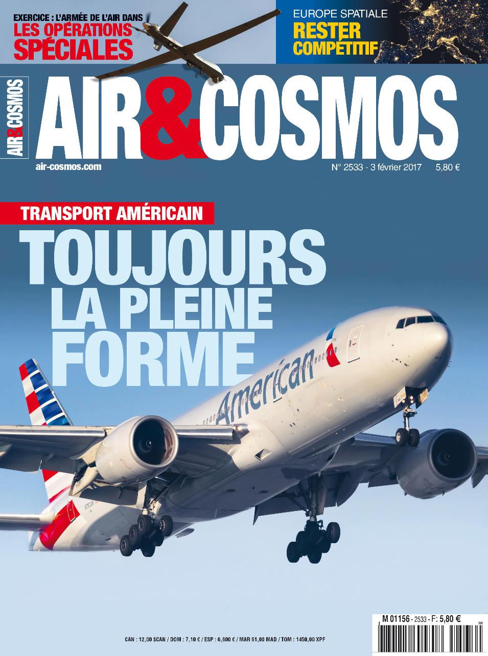 Transport aérien US : toujours la pleine forme
