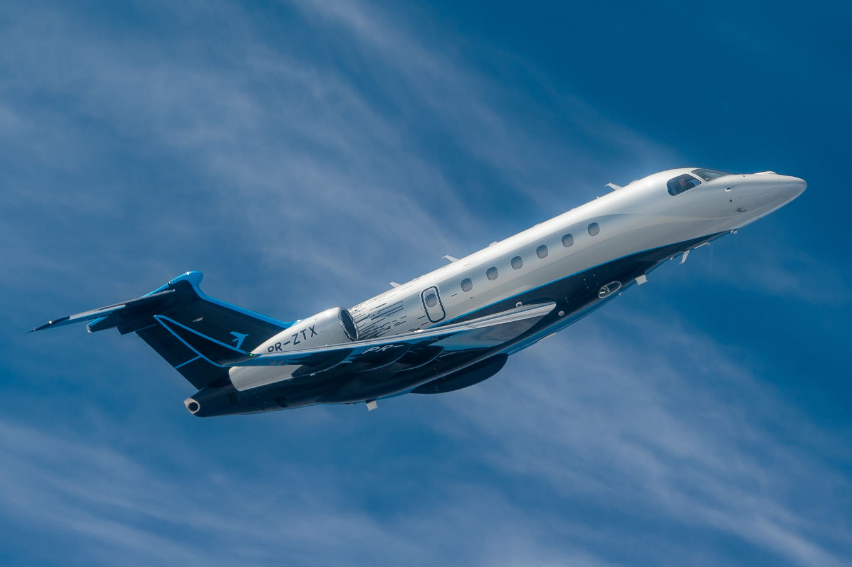 L'Embraer Praetor 600 reçoit son certificat de type