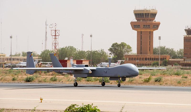Maroc/Algérie: Un drone Harfang impliqué dans l'attaque contre le Front Polisario ?