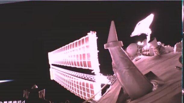 La Chine démarre l'assemblage de sa grande station spatiale