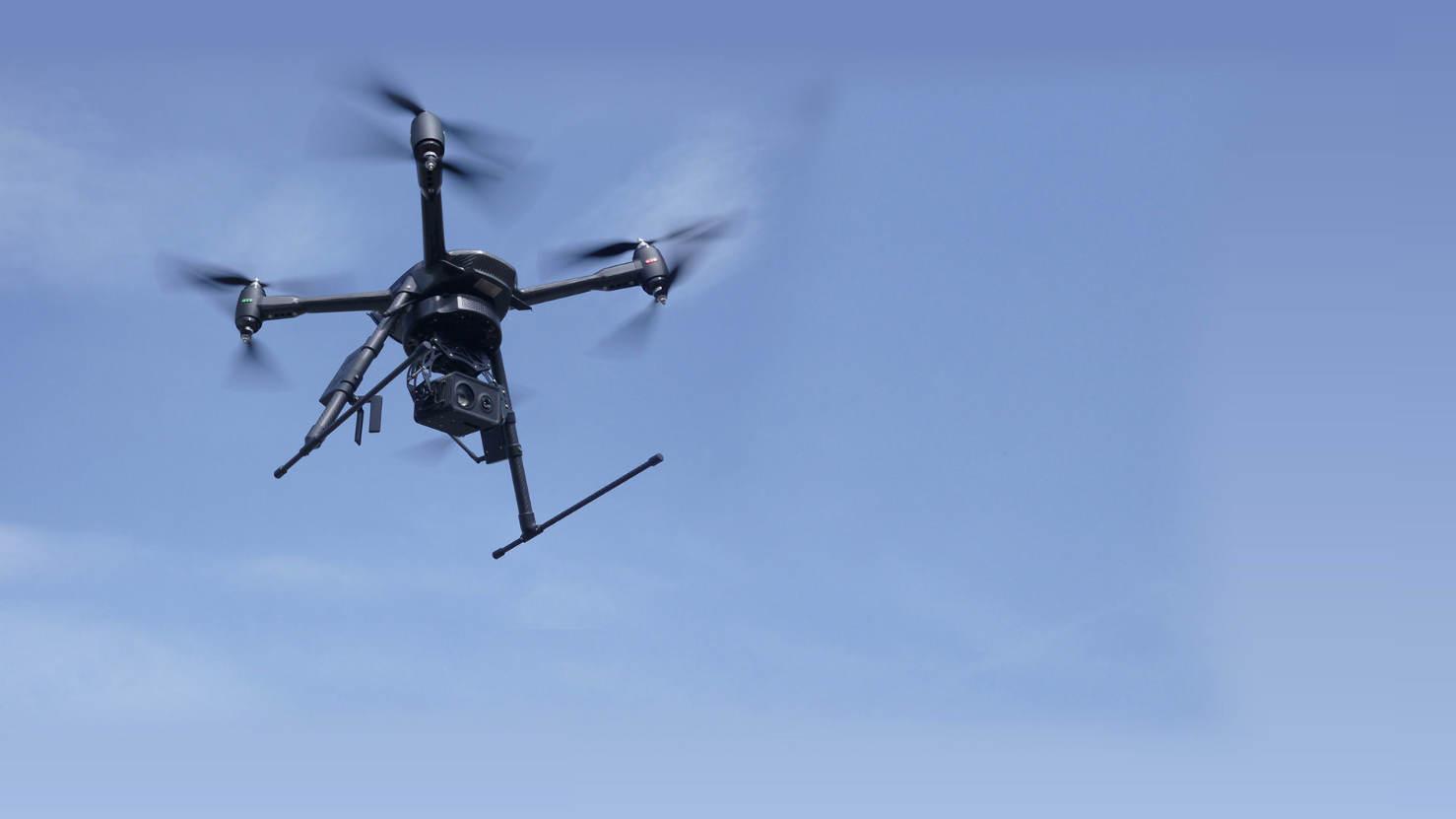 Drone Volt s'exporte en Thaïlande