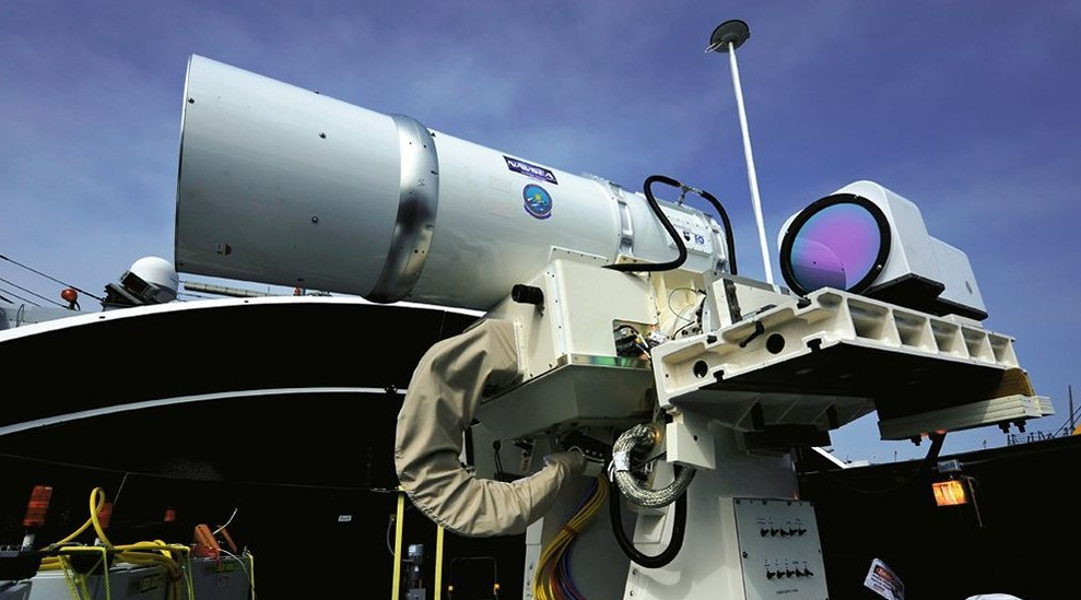Inde: Le DRDO développe un laser de puissance militaire