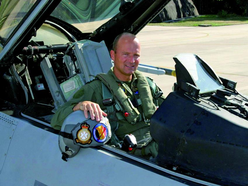 Force aérienne : « la Belgique restera une force qui compte »