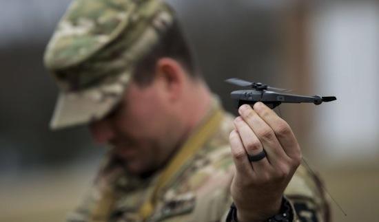 Plus de 60 Black Hornet pour l'US Army
