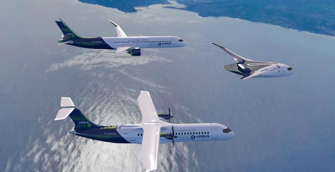 Airbus va ouvrir deux « Centres de Développement Zéro-Emission » pour fabriquer des réservoirs cryogéniques