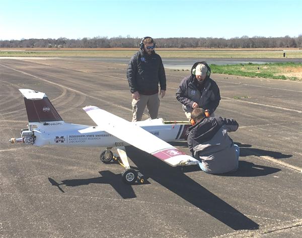 Des drones pour suivre l'évolution environnementale
