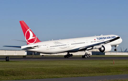 Turkish Airlines commande cinq 777-300ER de plus