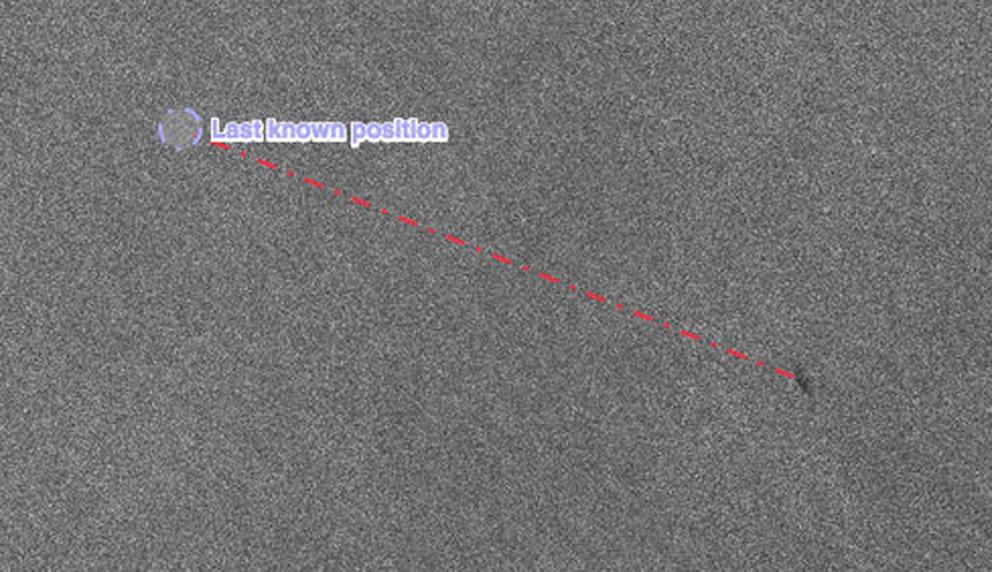 Crash d'Egyptair : une trace de carburant a été localisée par le satellite Sentinel-1A