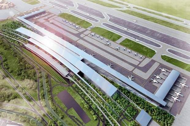 Le nouveau terminal de l'aéroport de Djakarta est ouvert