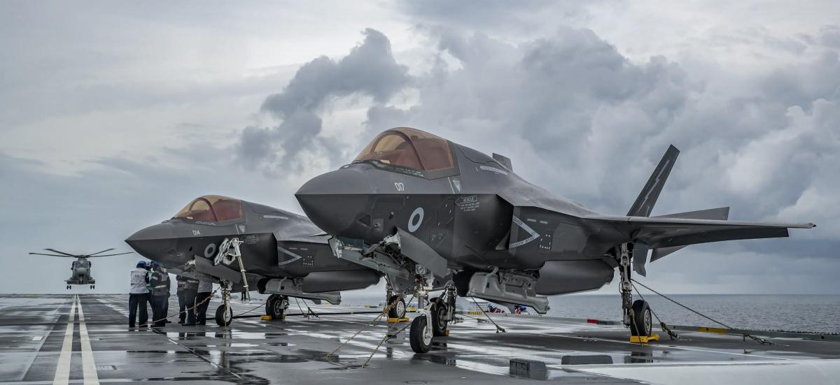 F-35 supplémentaires pour Londres ?