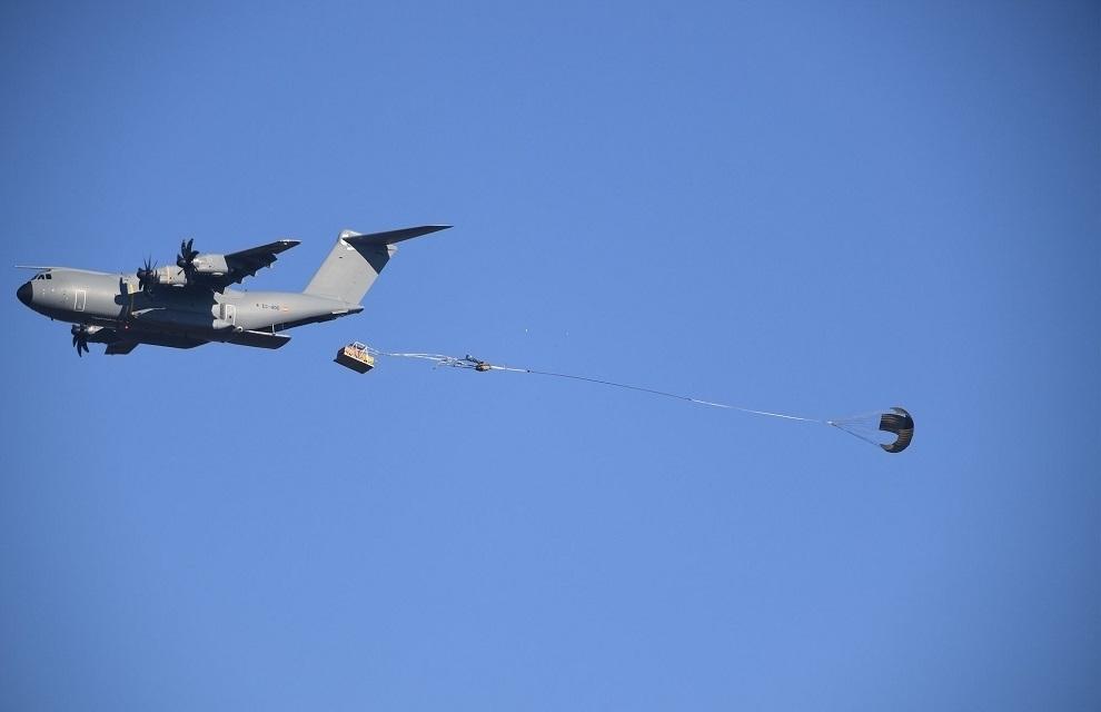 Un nouvel A400M pour l'armée de l'Air
