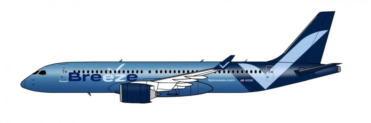 Breeze Airways prête à décoller aux Etats-Unis