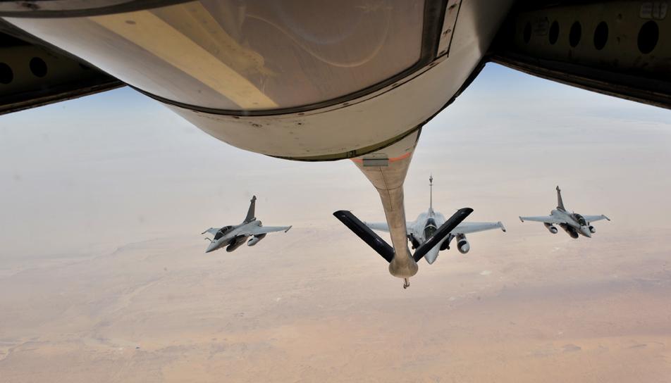 Sahel: les Etats-Unis ont ravitaillé les avions français plus de 2700 fois