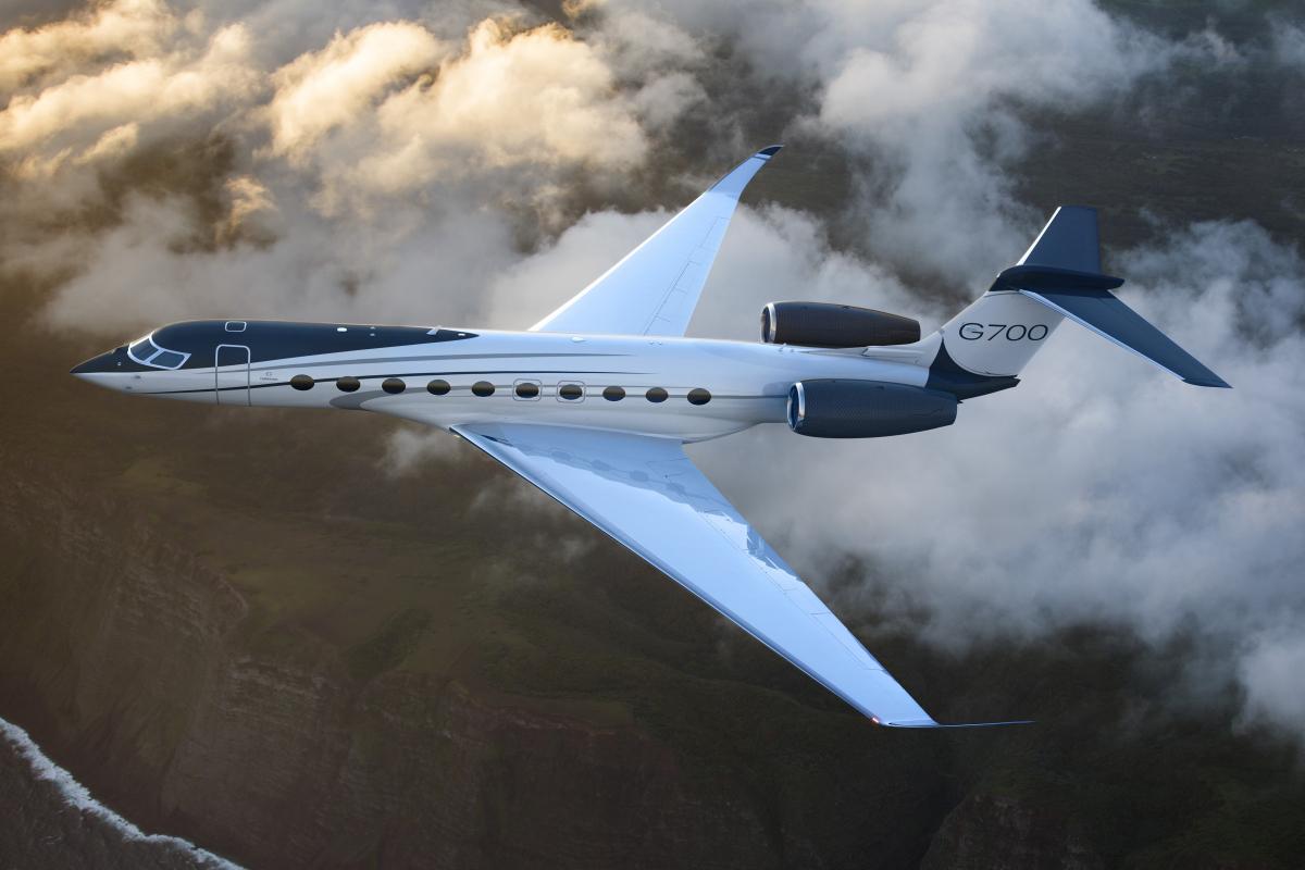 NBAA 2019 : Gulfstream lance le G700