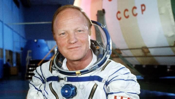 Disparition du cosmonaute Igor Volk