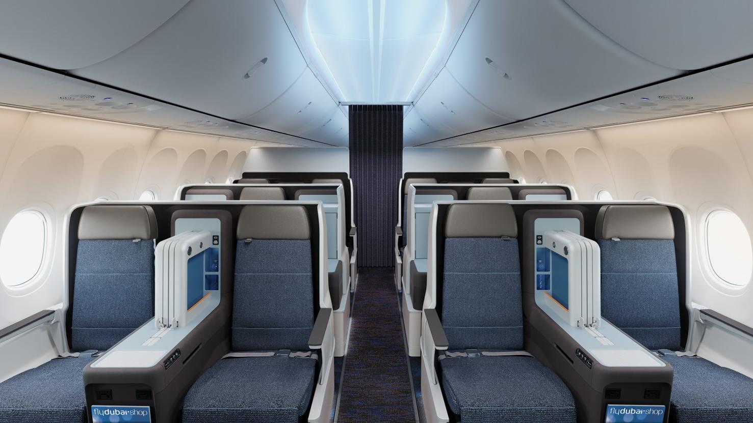 Flydubai unveils first Boeing 737 MAX 8