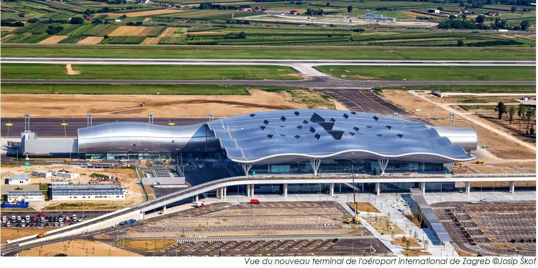 Feu vert pour le nouvel aéroport de Zagreb