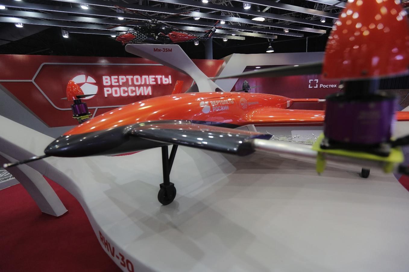 Un démonstrateur russe de convertible électrique pour 2019
