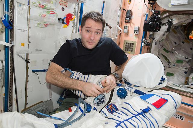Thomas Pesquet rentre sur Terre le 2 juin