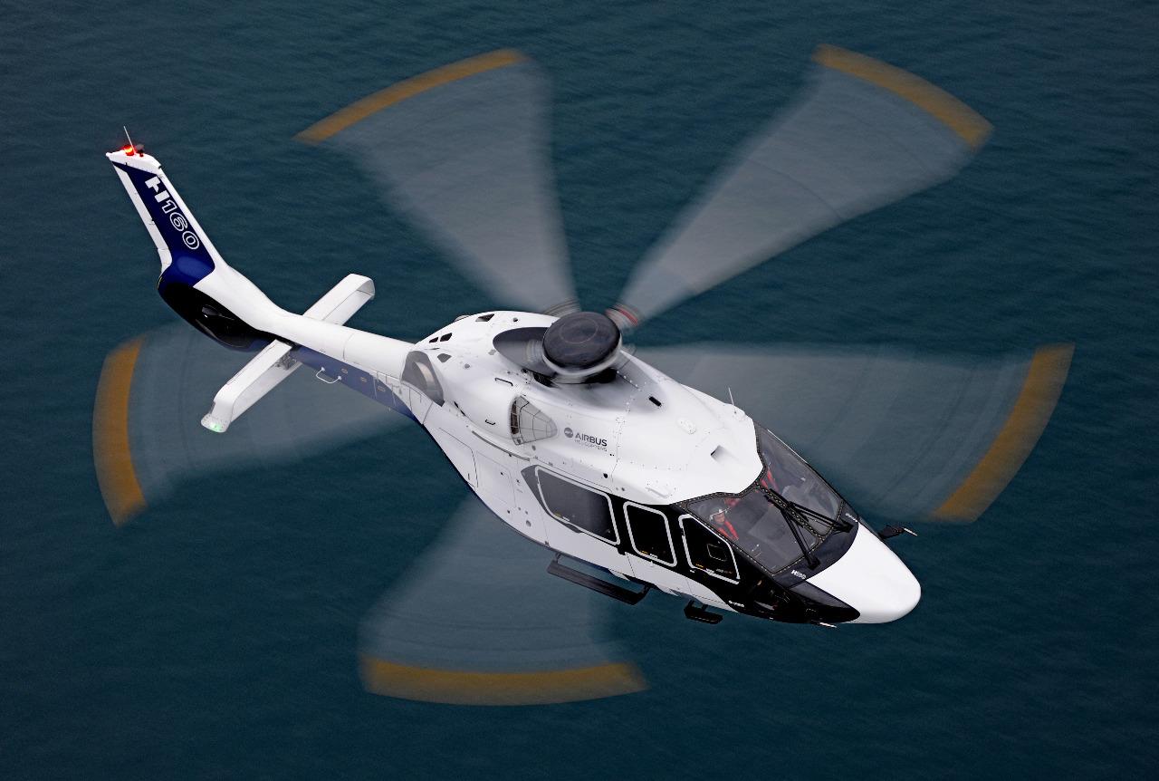 Les essais en vol du H160 se poursuivent