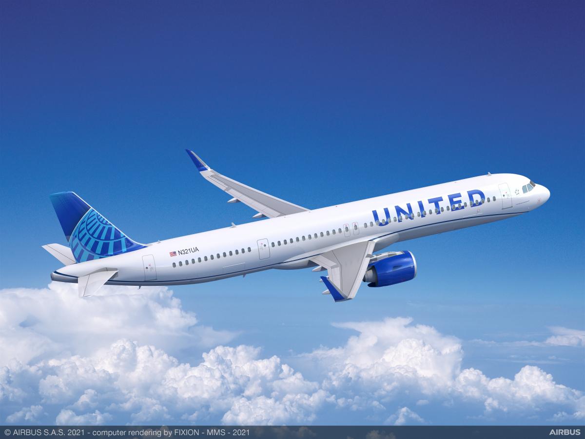United Airlines signe pour 270 Airbus et Boeing