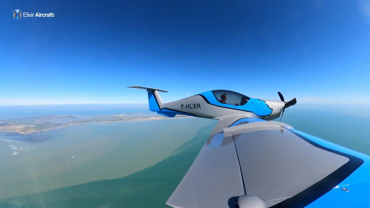 Elixir Aircraft va passer de la jeune pousse à la PME