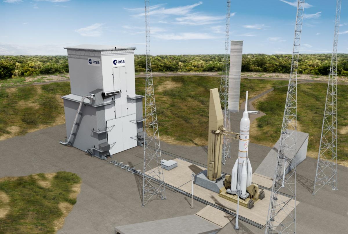 Une version habitable d'Ariane 6 ?