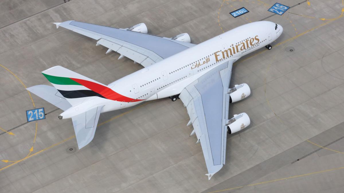 Emirates recevra son dernier Airbus A380 en novembre