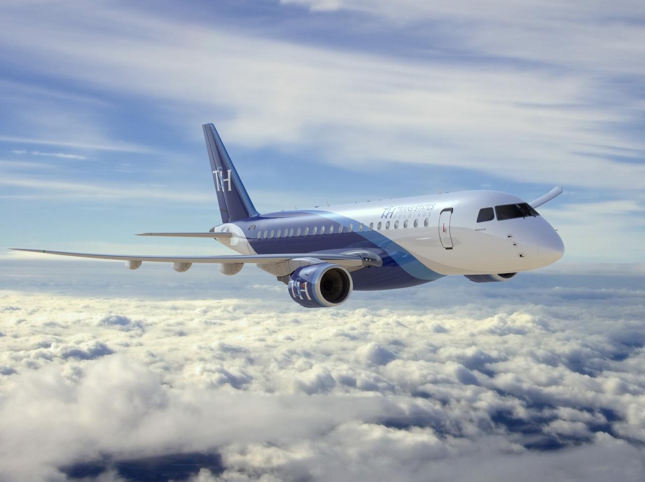 Embraer recule l'entrée en service de l'E175-E2 d'un an