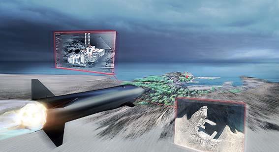 Missiles de croisière, les futures technologies sont à l'étude