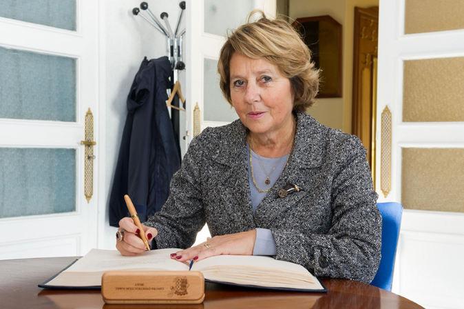 Patricia Adam fait de la défense nationale un des enjeux de la prochaine législature