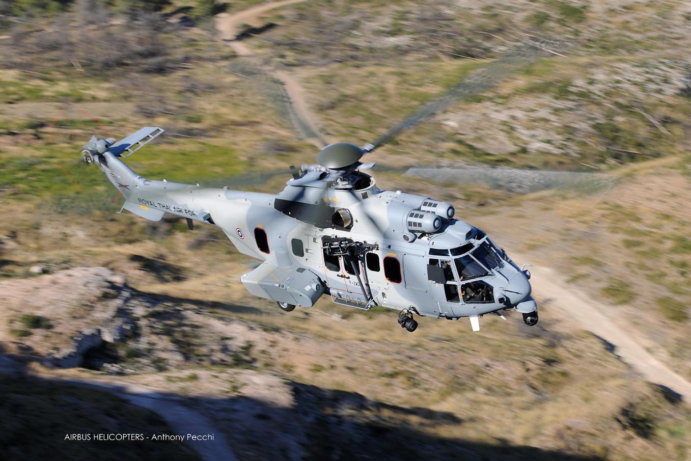 Deux H225M de plus pour la Royal Thai Air Force