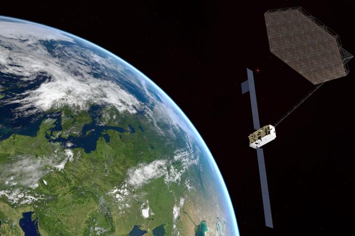 Period : Airbus planche sur l'usine orbitale