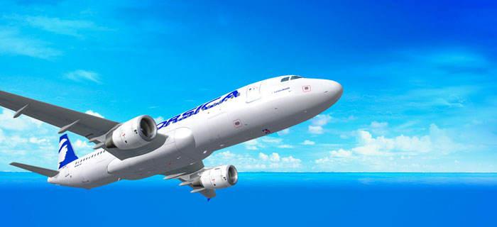 Air Corsica passe de Liège à Charleroi