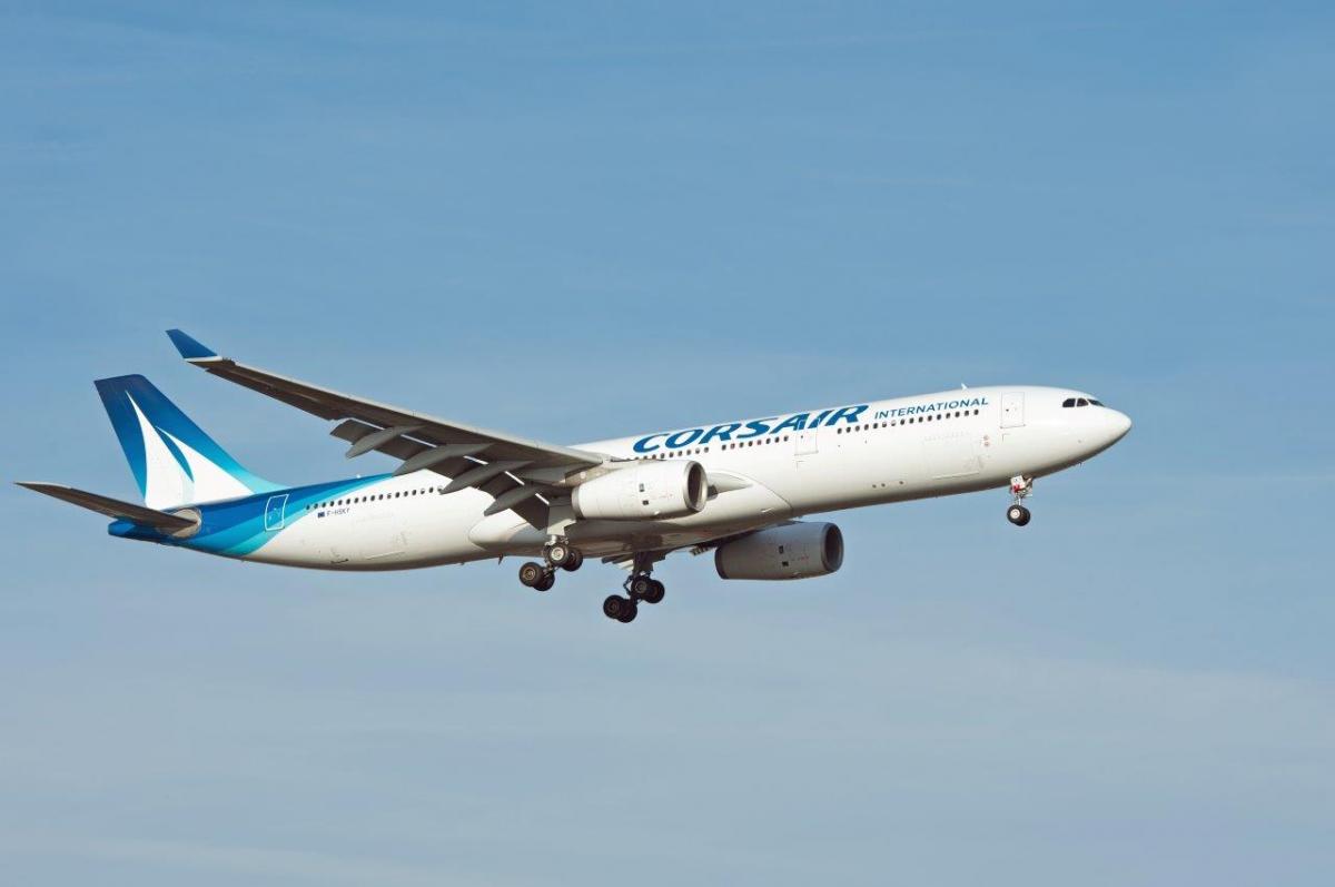 MRO : Corsair passe chez Airbus Skywise