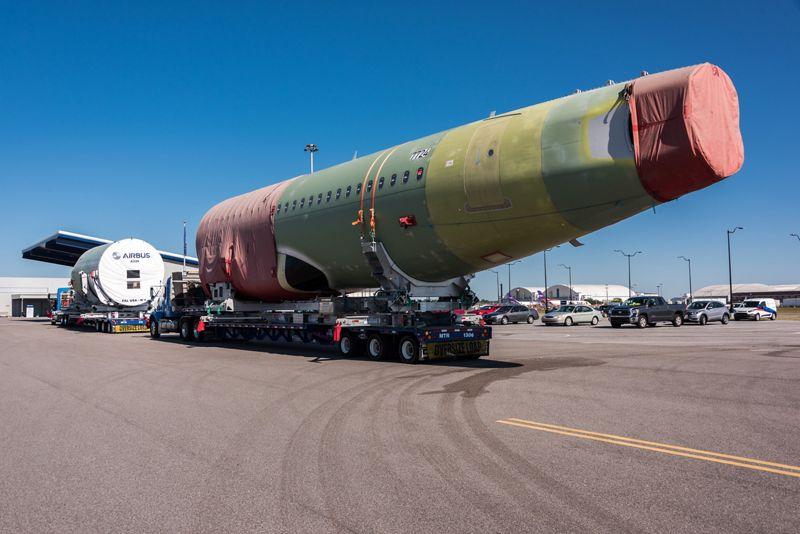 Airbus décide de créer deux sociétés d'assemblage d'aérostructures