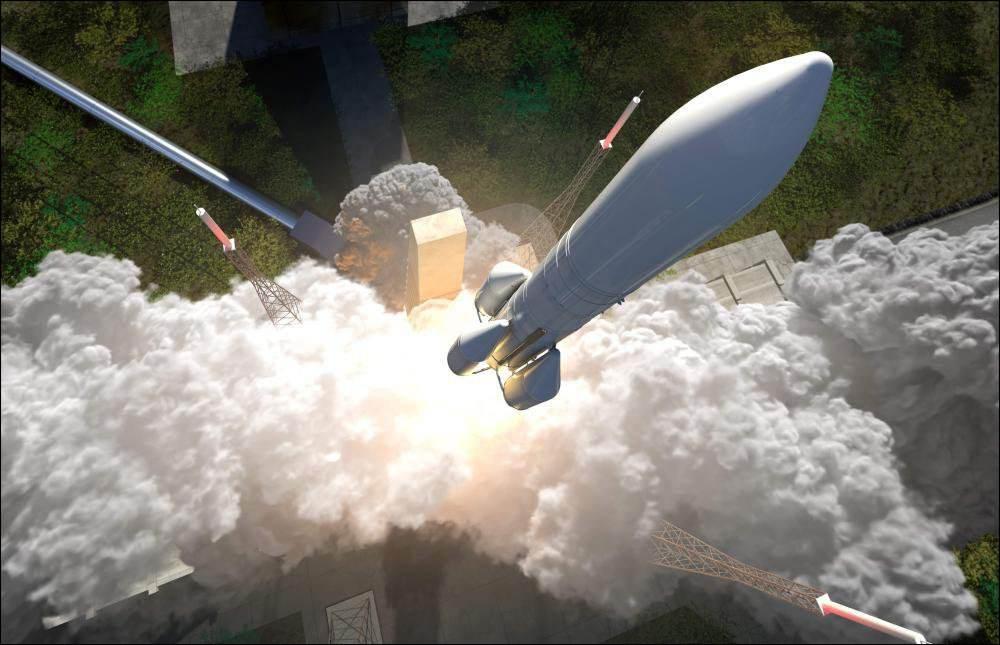 Conférence «Ariane 6, une nouvelle dynamique» le 21 février à Paris