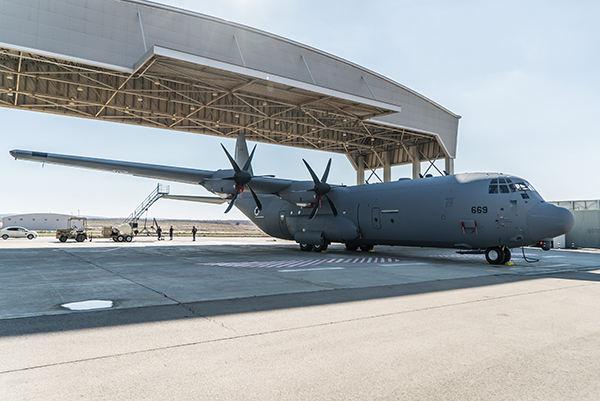 Israël réceptionne son septième C-130J