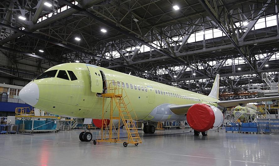 Irkut va tester le premier MC-21-310 équipé de moteurs russes PD-14