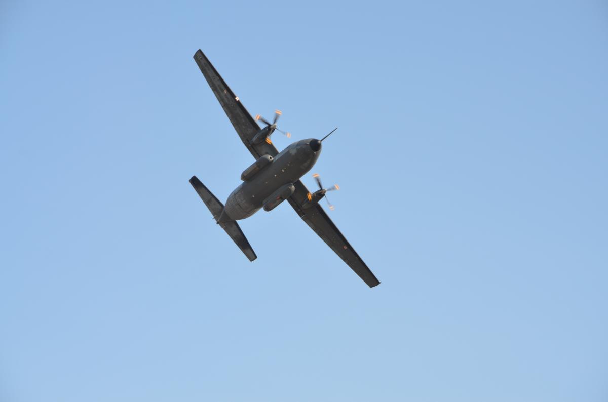 Armée de l'Air : vers un retrait anticipé des Transall ?