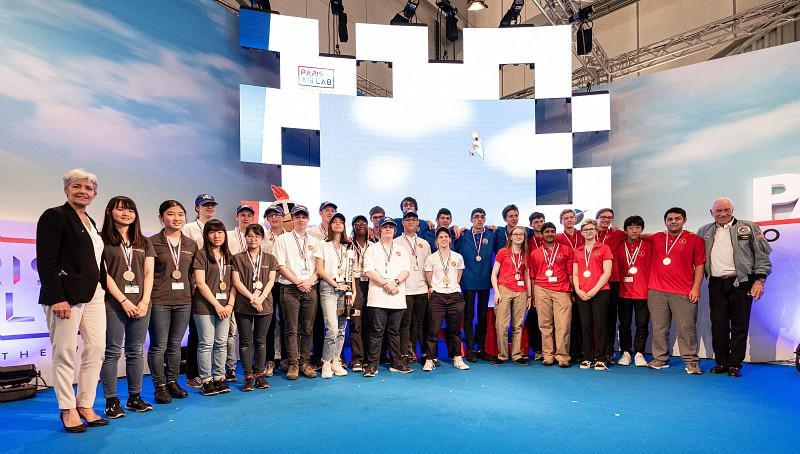 Bourget 2019 : victoire britannique au Rocketry Challenge