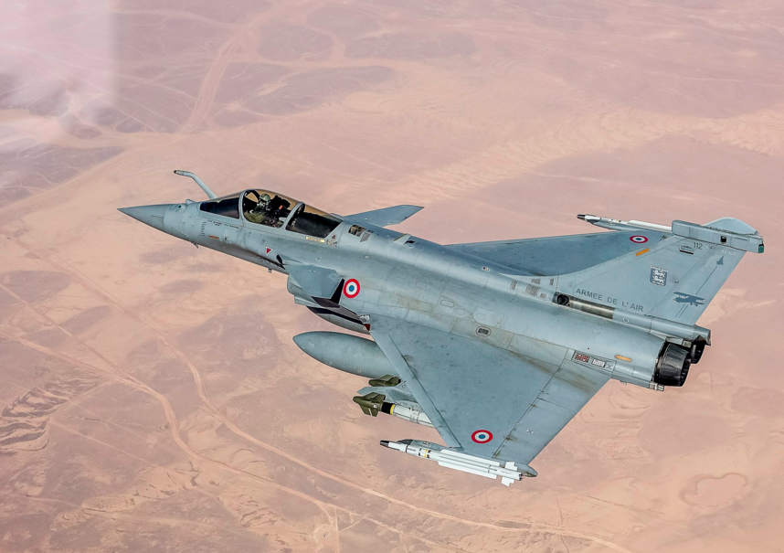 French forces mark three years of Operation Chammal
