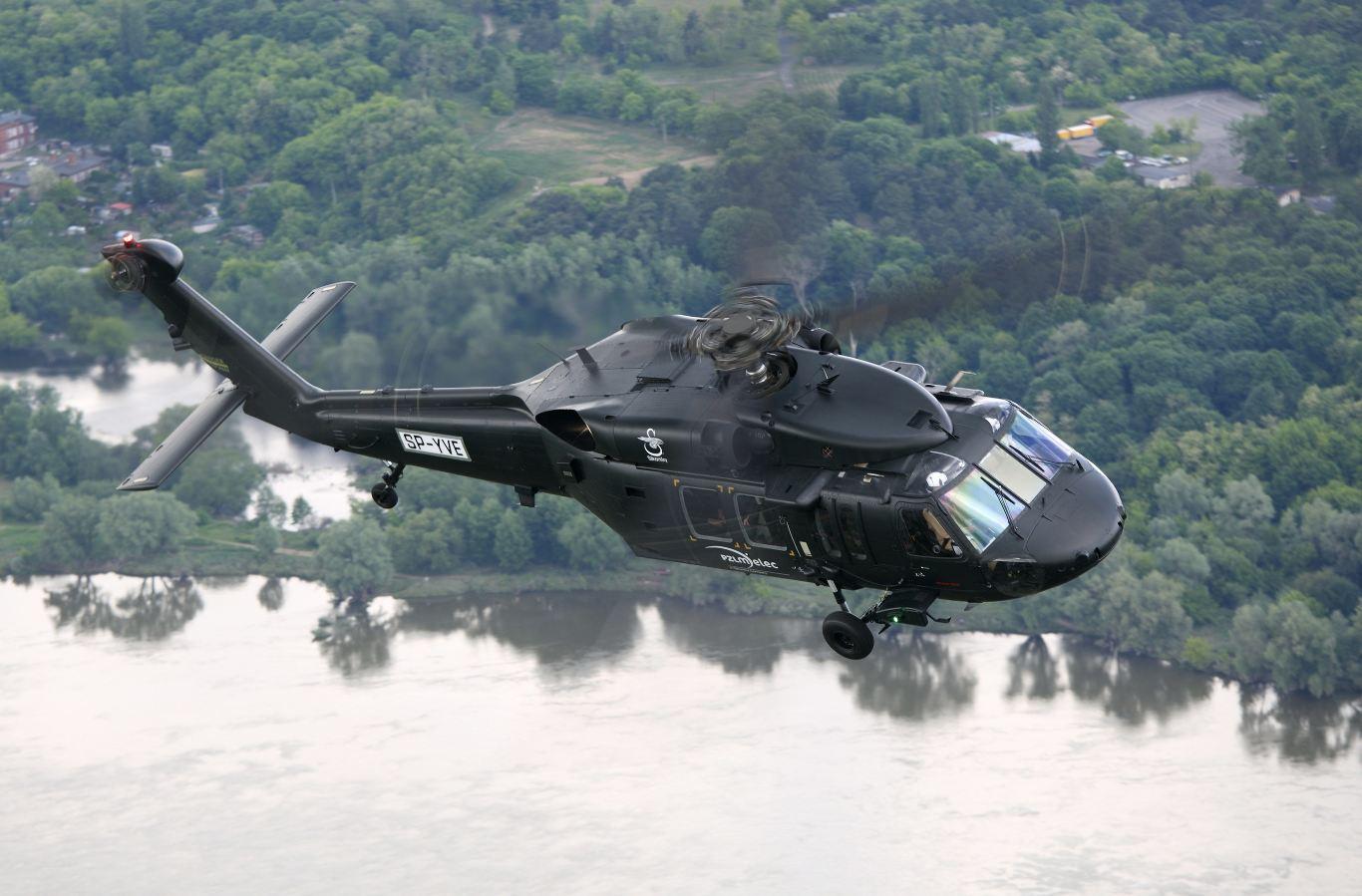 Le Chili commande 6 hélicoptères Black Hawk