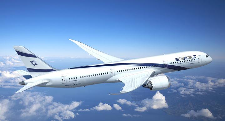 EL AL va prendre l'eX3 de Panasonic pour ses Boeing 787
