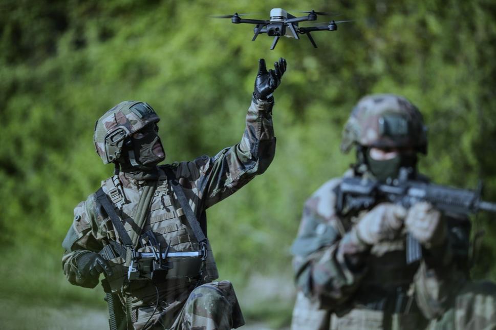 Bourget 2019: le Ministère des Armées sélectionne le drone NX70