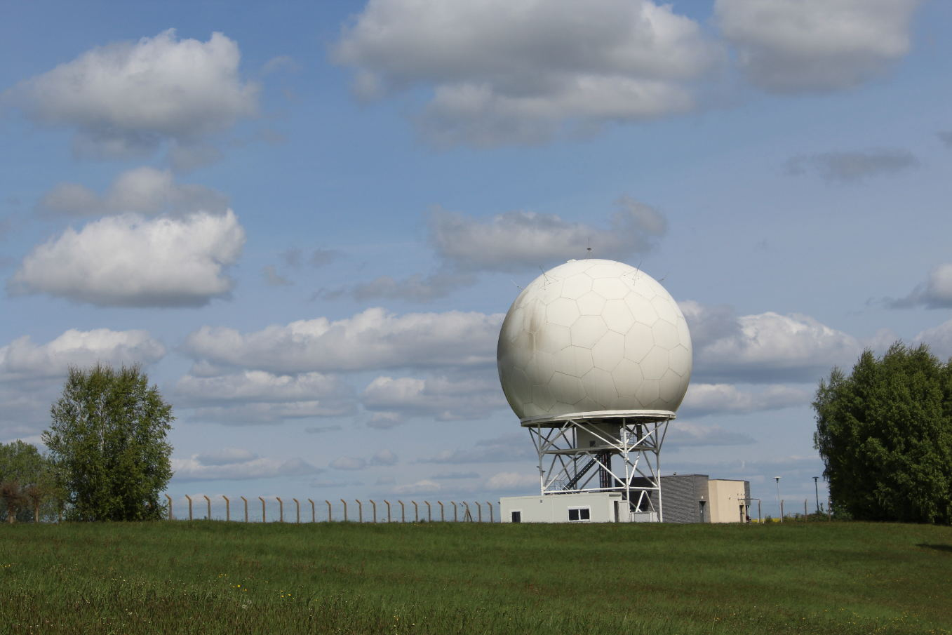 Bourget 2017 : Thales présente son radar TRAC NG