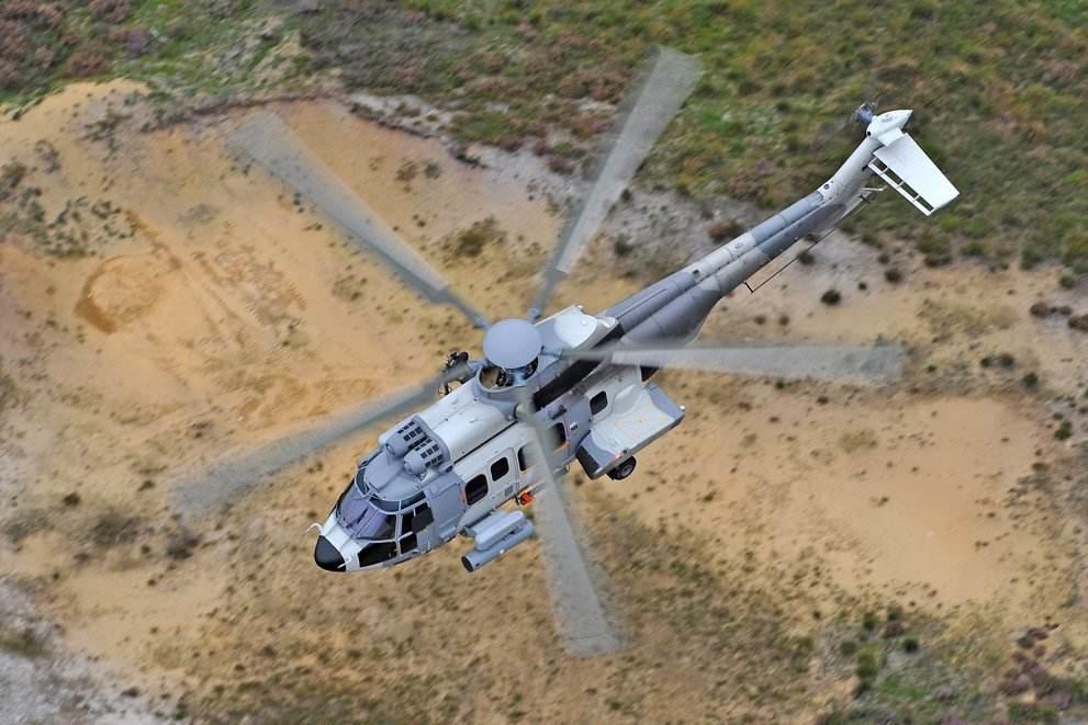 La Hongrie commande des hélicoptères Airbus H225M