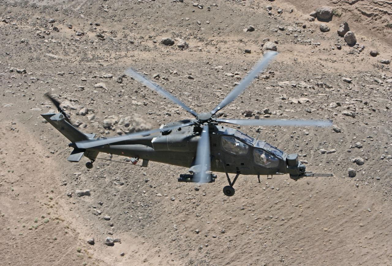 Irak: L'Italie déploie des NH90 et AW129 à Erbil