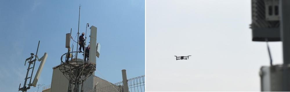 5G: Samsung s'appuie sur les drones