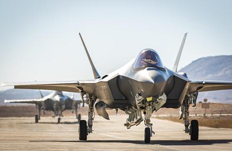EAU : Un rapprochement avec la Chine compromettant pour le F-35 ?
